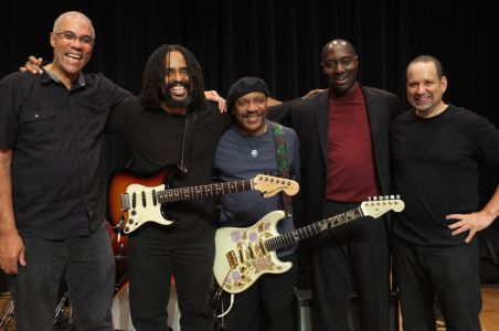 Thaddeus Hogarth, Band and Ernie Isley