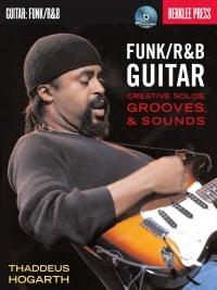 Book - Funk / R&B Guitar