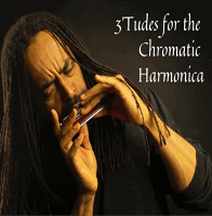 3'Tudes for Chromatic Harmonica