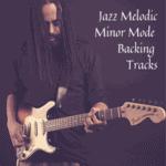 Jazz Melodic Minor Mode Backing Tracks