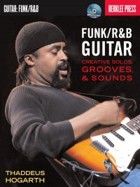 Book - Funk / R&B Guitar